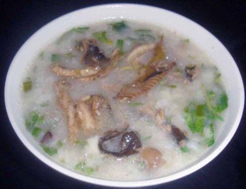 Cháo lươn  bổ dưỡng