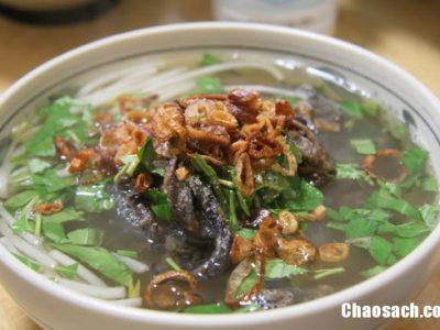 Món miến lươn khô giòn tan ngon tuyệt và hấp dẫn