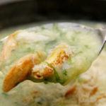 Cháo cua biển cà rốt bổ dưỡng cho bé ăn dặm