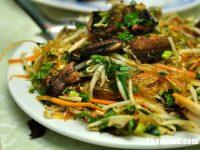 Cách làm món miến lươn trộn đậm đà ngon miệng