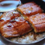 Cơm lươn nướng kiểu Nhật Bản thơm ngon tròn vị