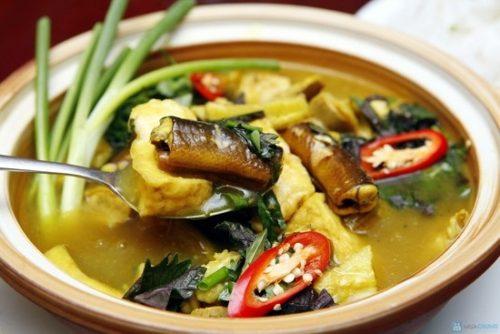 Cháo lươn tốt cho sức khỏe