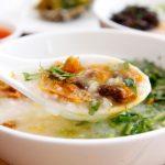 Cháo sò huyết thập cẩm ngon bổ dưỡng và đầy đủ dinh dưỡng