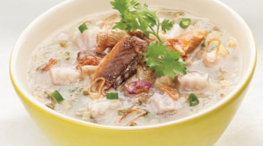 Món cháo lươn thơm ngon cho mùa đông ấm áp