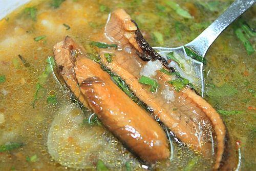 Món cháo lươn ngon