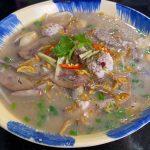 Món cháo tiều thơm ngon đơn giản chuẩn vị của người Hoa