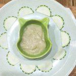 Món cháo bí ngòi yến mạch dinh dưỡng cho bé từ 6 tháng tuổi