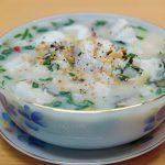 Món cháo cá lóc nước cốt dừa ngon chuẩn vị miền Tây