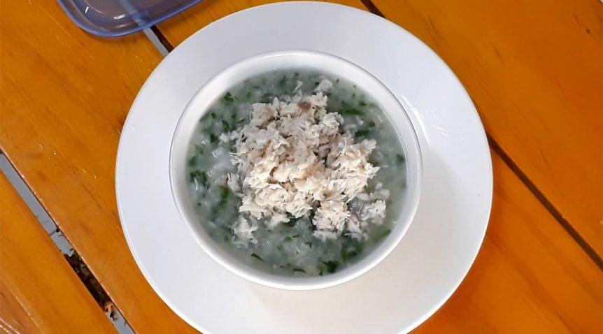 Món cháo cá thu dinh dưỡng cho bé ngay tại nhà
