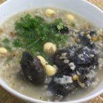 Món cháo gà ác hạt sen bổ dưỡng tốt cho sức khỏe