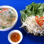Món cháo hải sản thơm ngon bổ dưỡng