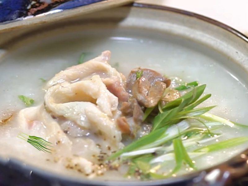 Món cháo lòng thả đặc sản xứ Quảng ngon nóng hổichuẩn vị