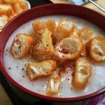 Món cháo sườn Hà Nội dẻo đặc ngon chuẩn vị