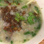Món cháo hàu thịt băm thơm ngon bổ dưỡng