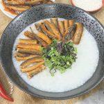 Món cháo cá chạch lạ miệng thơm lừng hấp dẫn ăn là ghiền