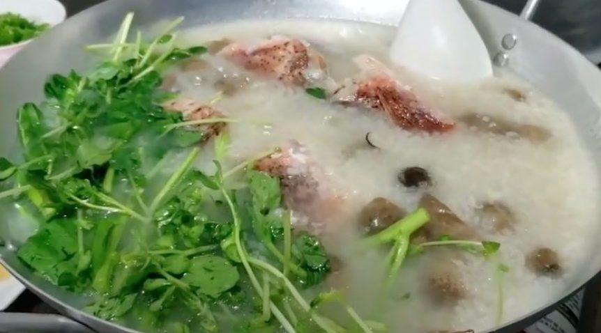 Món cháo cá mú thơm ngon bổ dưỡng không bị tanh