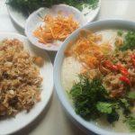 Món cháo cá trắm đậu xanh ngon bổ dưỡng