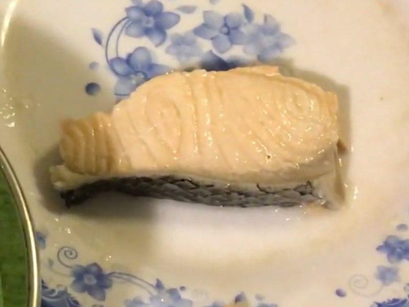 Luộc thịt cá