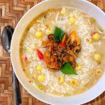 Món cháo sò lông hạt sen ngon bổ dưỡng