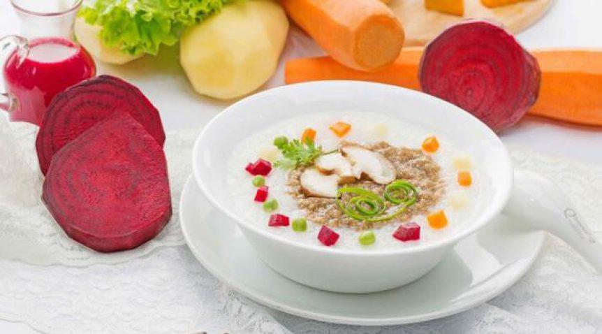 Món cháo dinh dưỡng cho bé 1 tuổi tăng cân chóng lớn