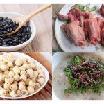 Món cháo từ đậu đen bồi bổ sức khỏe cho cả nhà