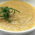 Món cháo óc heo cà rốt bổ dưỡng cho bé ăn dặm