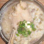Món cháo vịt đậu xanh thanh vị cho bữa ăn thêm hoàn hảo